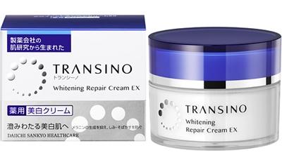 トランシーノ薬用ホワイトニングリペアクリームEX